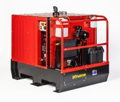 Hot Water Skid Mount Pressure Cleaners